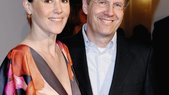 Ehepaar Wulff bei der Berlinale 2009: Enges Geflecht