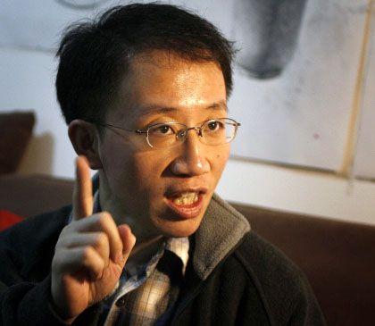 Hu Jia: Auszeichnung für den Dissidenten