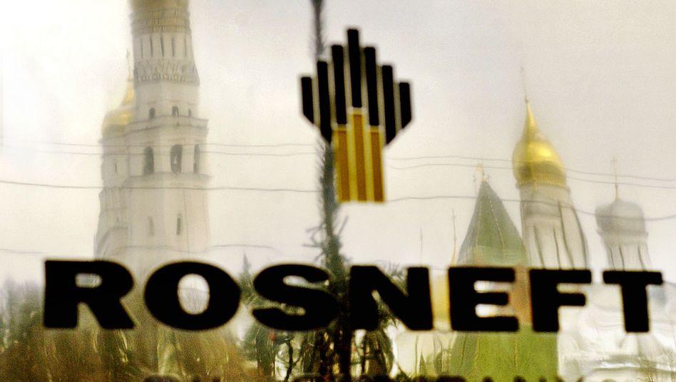 Rosneft-Zentrale in Moskau: Weg frei zum weltgrößten Ölförderer
