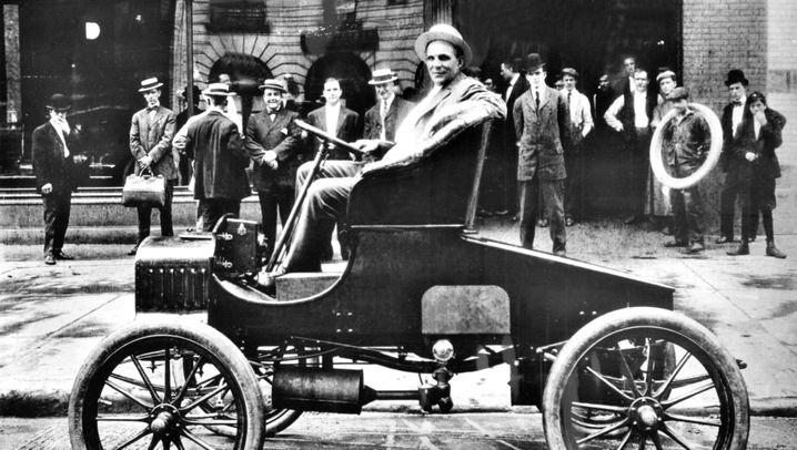 Ford-Historie: Der amerikanische Traum