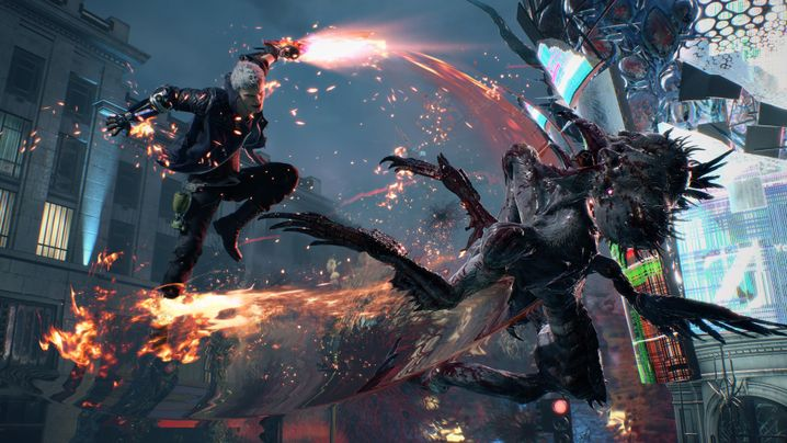"""""""Devil May Cry 5"""""""