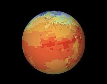 Klimasimulation: Diskrepanzen zwischen Modell und Messung