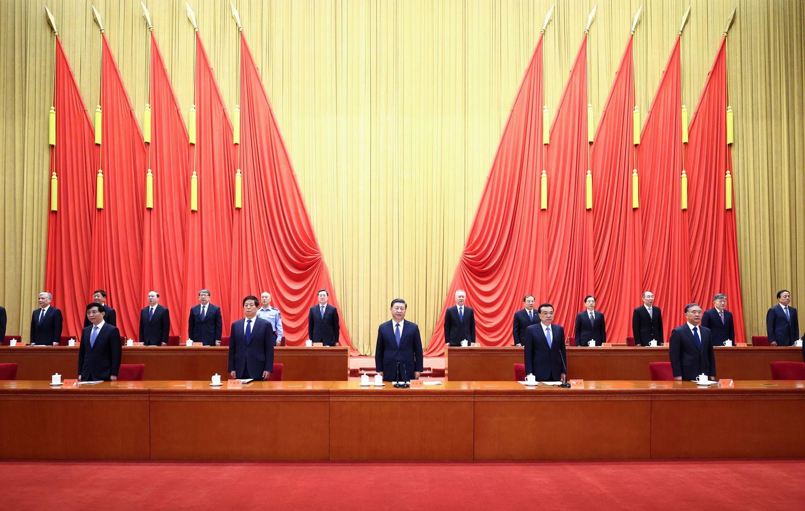 Chinesischer Präsident Jinping