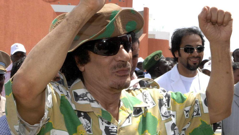 Photo Gallery: Libya's Eccentric Master of Political Hardball