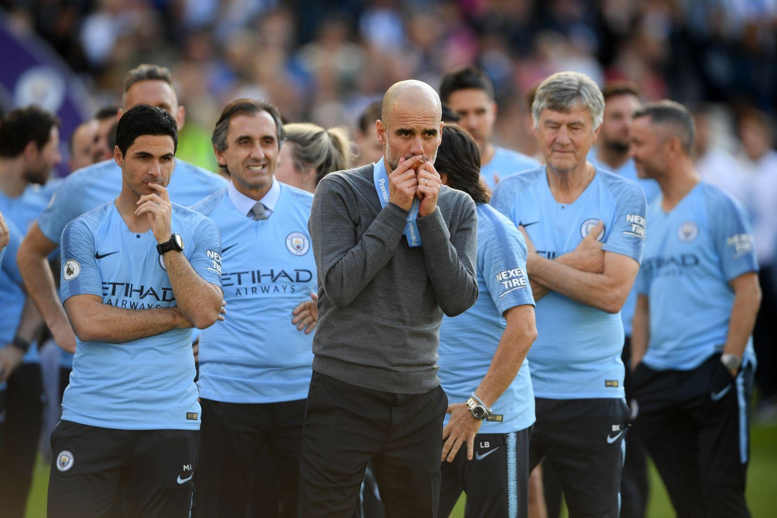 Manchester City Pepe Guardiola