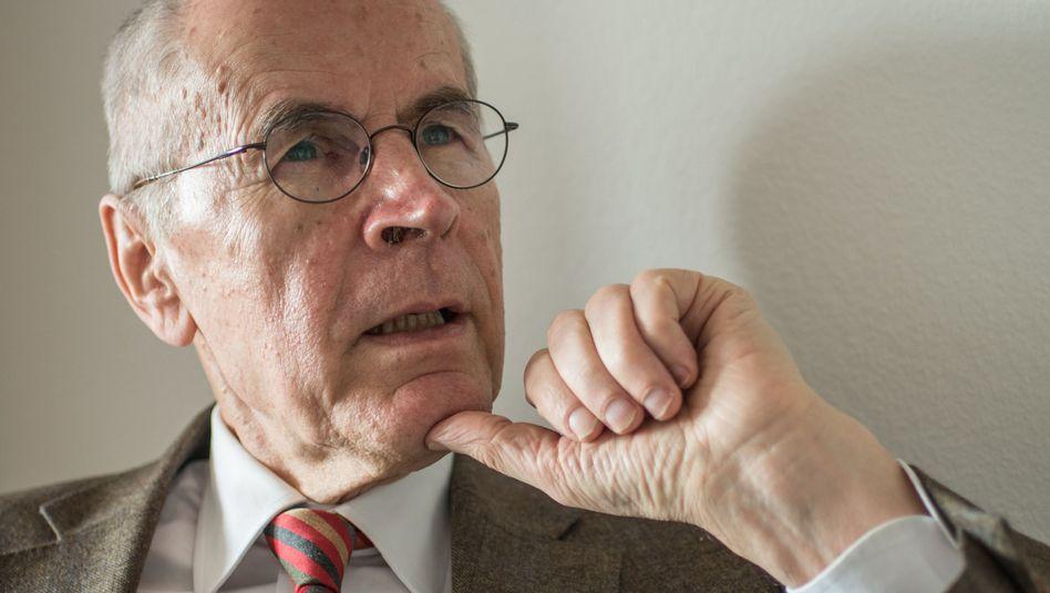 Christian Pfeiffer: Er machte das Kriminologische Forschungsinstitut Niedersachsen (KFN) bekannt