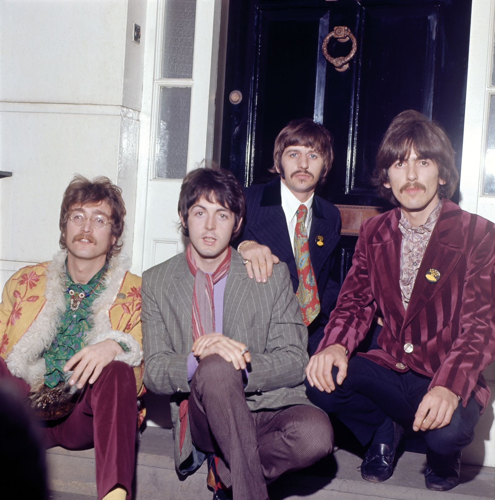The Beatles Release Sgt. Pepper