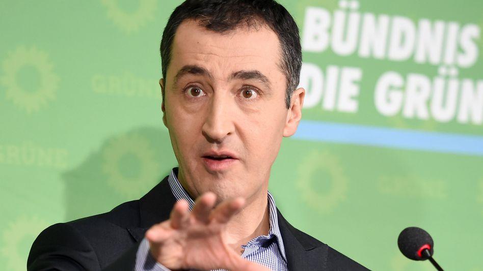 Grünen-Parteichef Özdemir