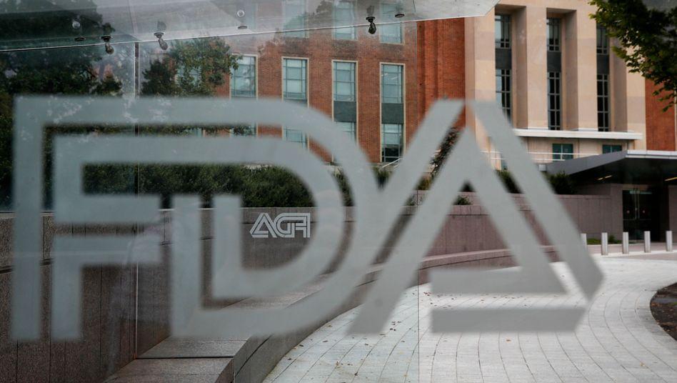 US-Arzneimittelbehörde: DieFDAverspiele das Vertrauen, das sie im vergangenen Jahrhundert aufgebaut habe