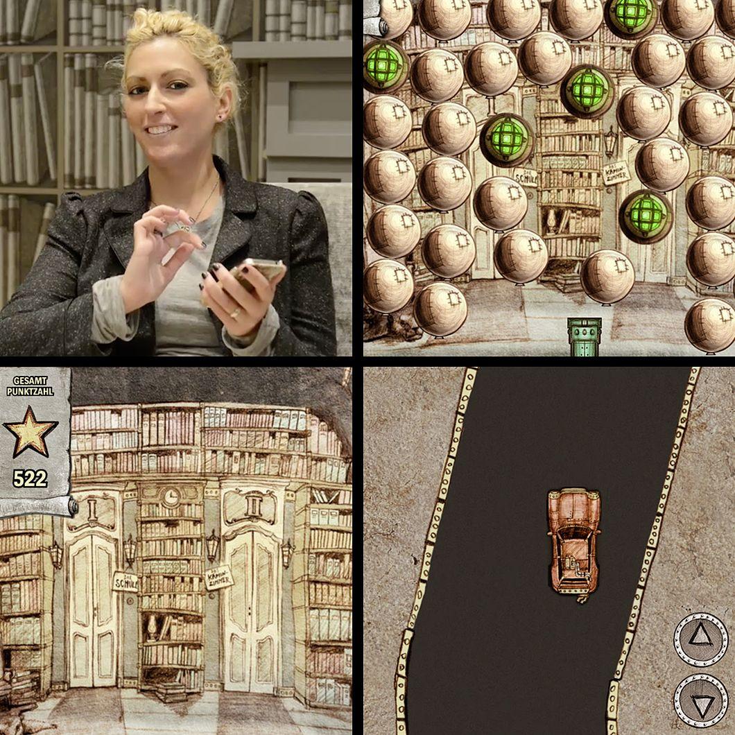 SPIEGEL ONLINE Game/ Spiel