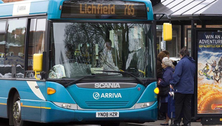 Arriva-Bus: Neue Verkaufsgerüchte um deutsche Tochter