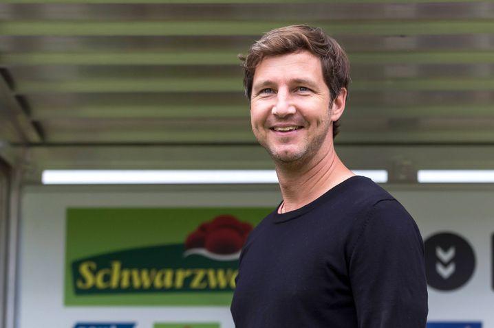 """Jochen Saier, Vorstand beim SC Freiburg: """"Wir machen das aus Überzeugung."""""""