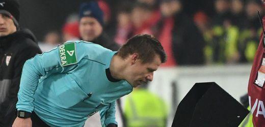 <div>Bundesliga-Schiedsrichter Patrick Ittrich: