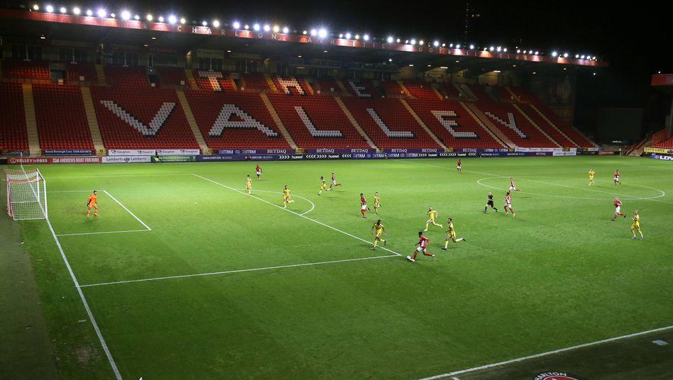 Stadion von Charlton Athletic