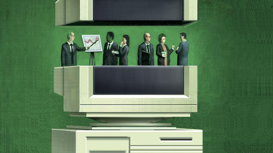 Digitalisiertes Leben: Datenschützer fürchten die ungezügelte Verdatung