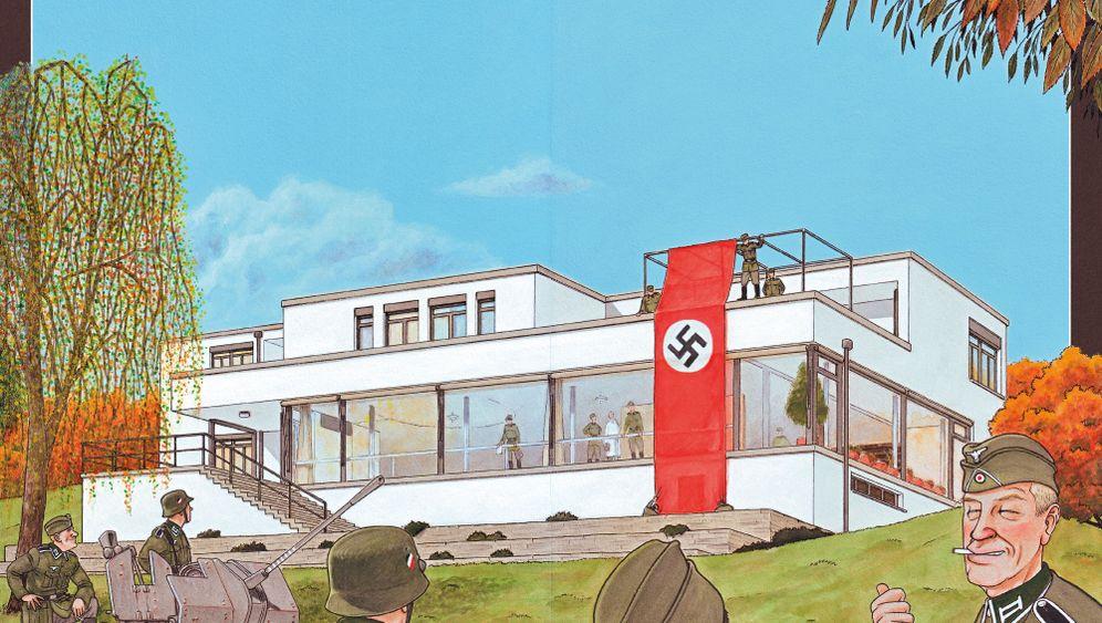 Architektur-Comics: Das ist nicht das Haus vom Nikolaus
