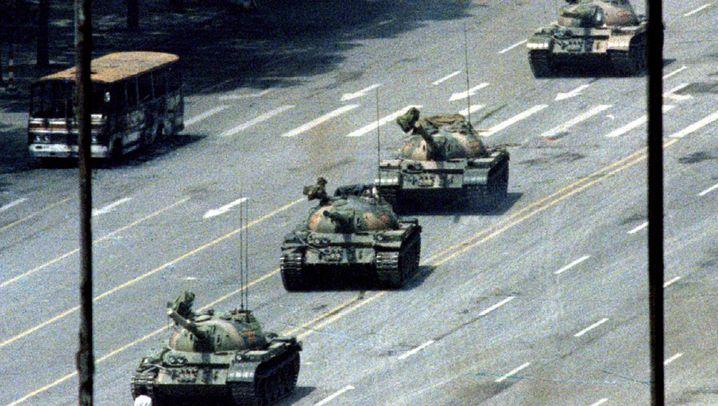 Tiananmen-Massaker: China fürchtet neue Proteste
