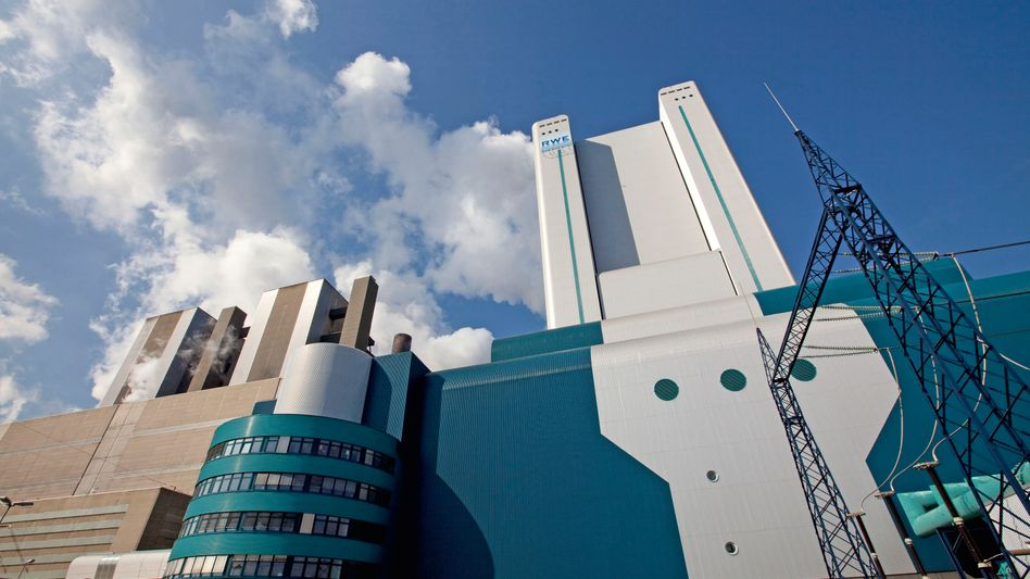 RWE-Kohlekraftwerk Niederaußem: Vorsprung dank Silo