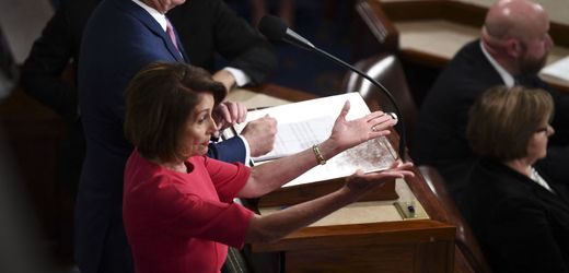 Demokratin Nancy Pelosi über Republikaner Kevin McCarthy: »Er ist so ein Idiot«