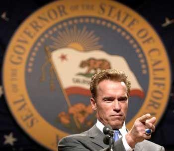 Gouverneur Schwarzenegger