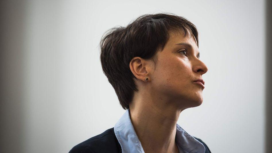 AfD-Vorstandssprecherin Petry: Droht die Isolation im Bundesvorstand