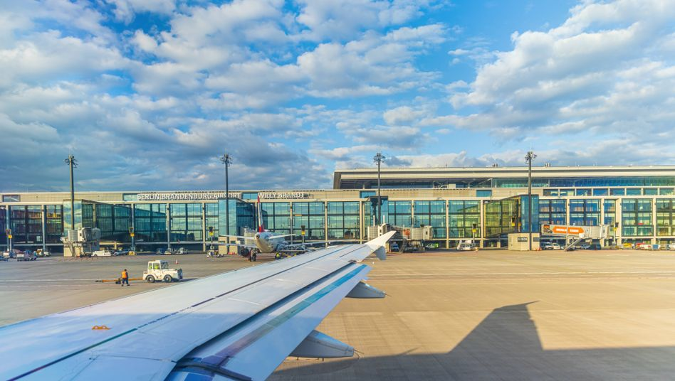 Flughafen Berlin-Bandenburg: Wegen Corona wird immer noch selten geflogen