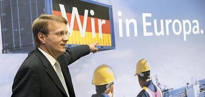 """CDU-Generalsekretär Pofalla: """"Ein bisschen Witz gehört dazu"""""""