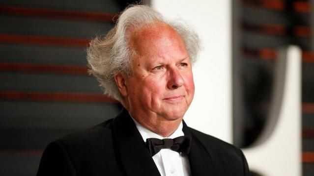 "Graydon Carter bei der ""Vanity Fair""-Oscarparty 2015"