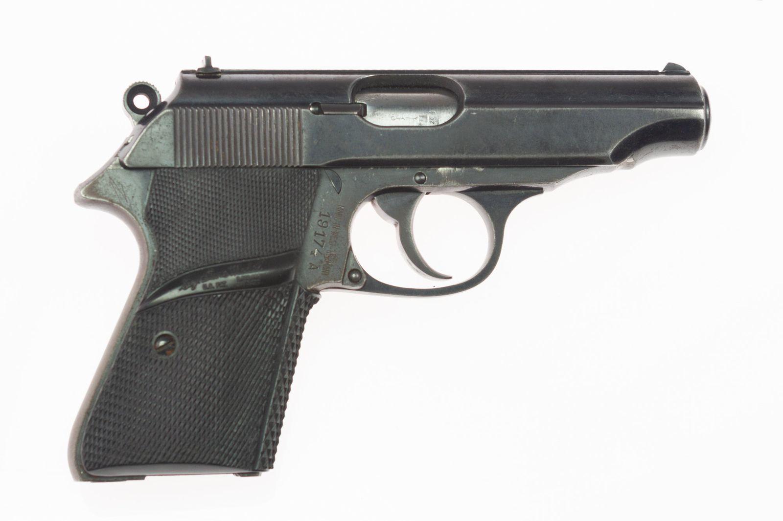 Bond-Pistole wird versteigert