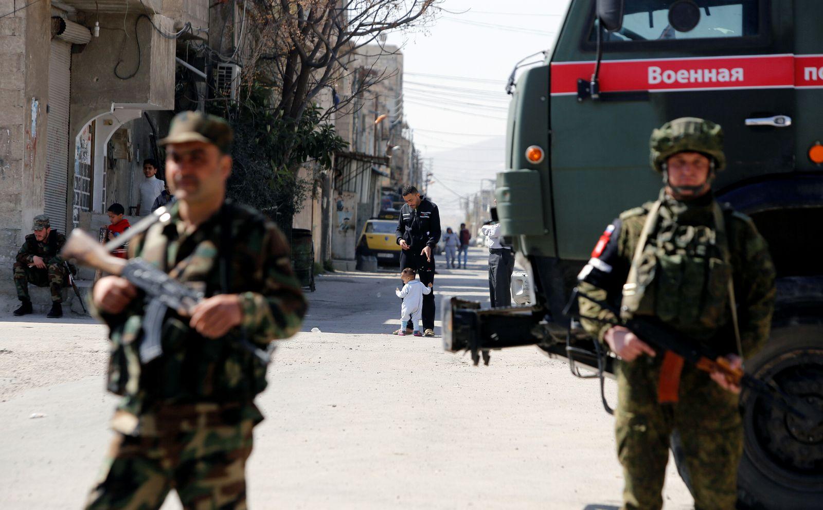 Syrien/ Damaskus