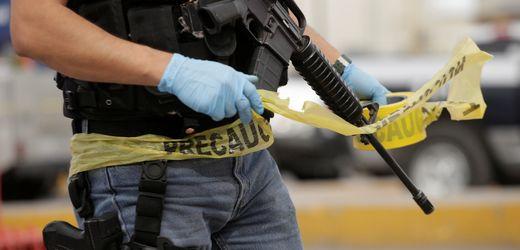 Mexiko:<br>Deutsche Touristin stirbt bei Schießerei zwischen Drogenbanden