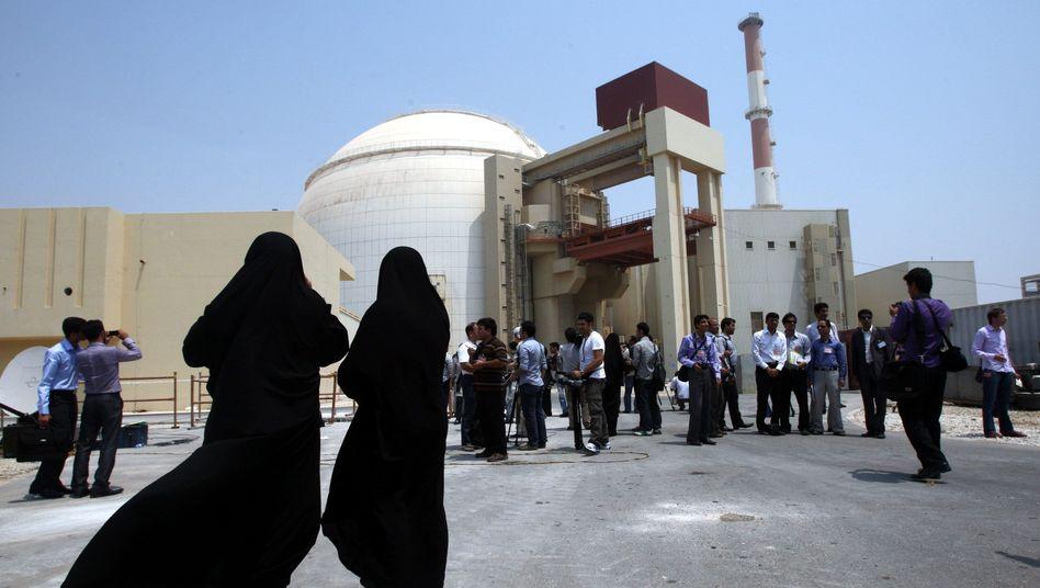 Einweihung des iranischen Atomkraftwerks Buschehr: Teheran wünscht sich mehr Meiler