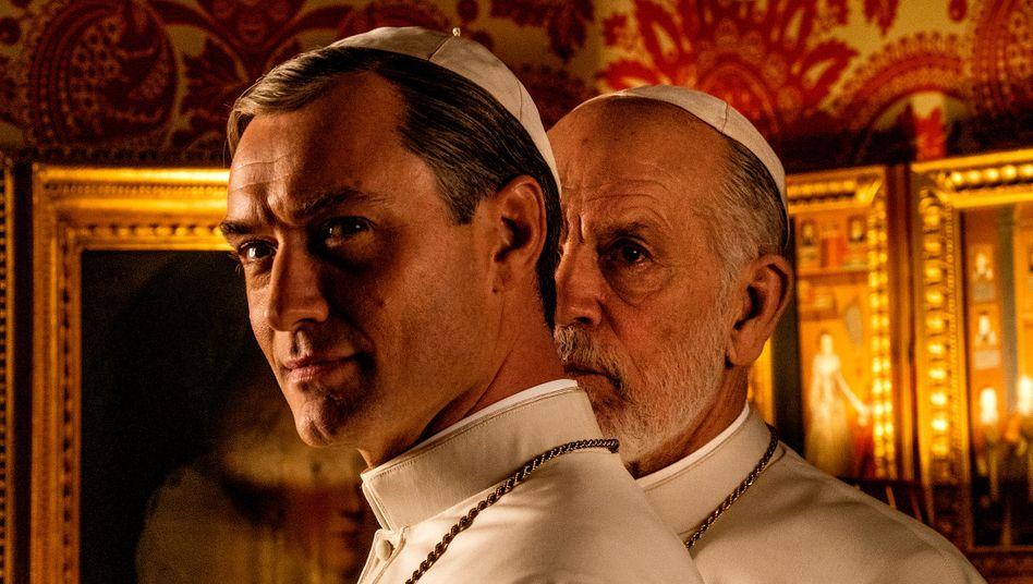 Vatikan-Serie mit John Malkovich: Der Heilige Pfuhl