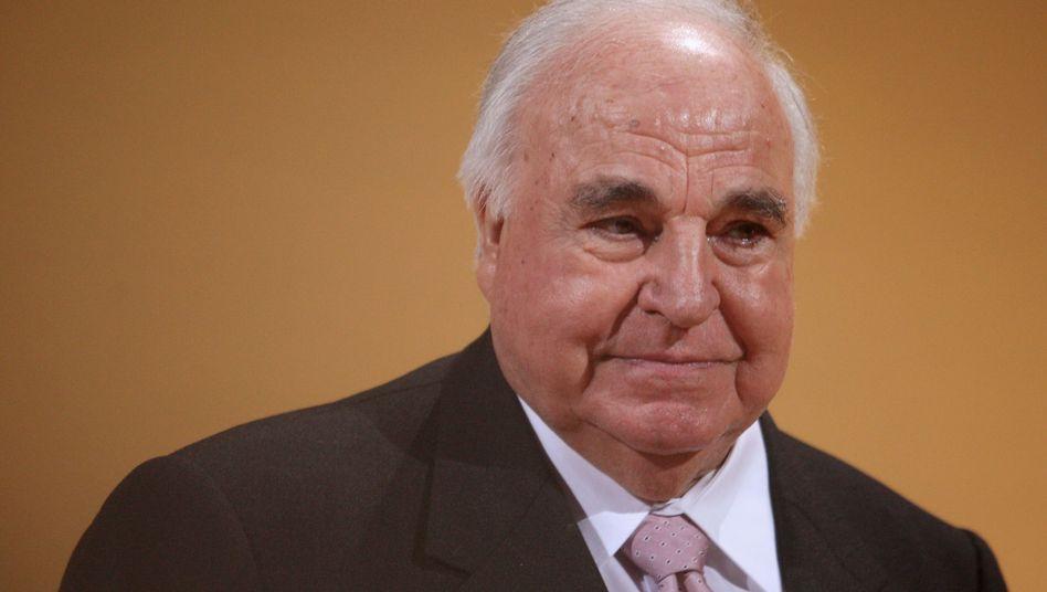 """Altkanzler Helmut Kohl: """"Es kommt nicht so schlimm, wie man anfangs denkt"""""""
