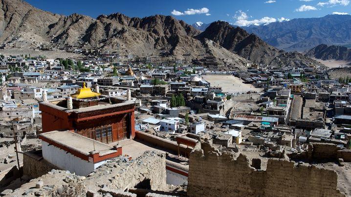 Ladakh in Indien: Traumlandschaften in der Einsamkeit