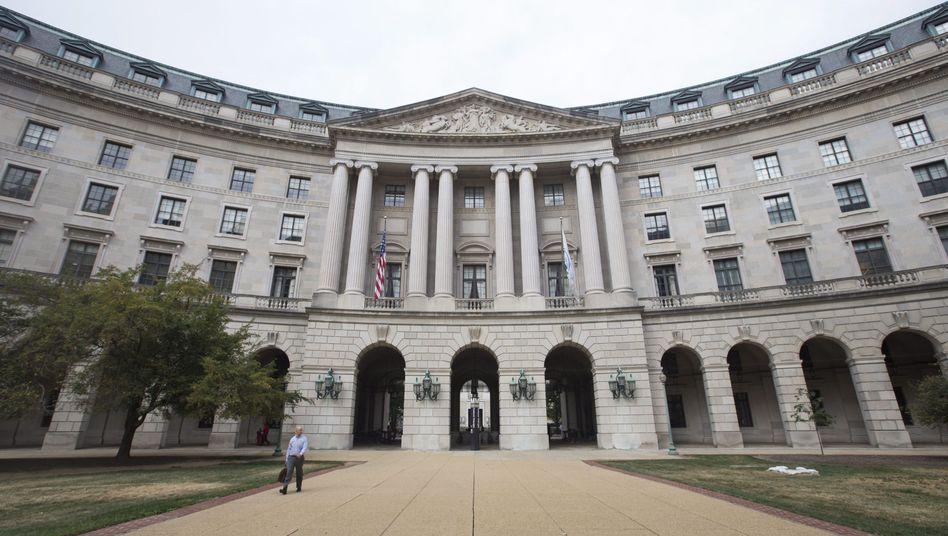 EPA-Sitz in Washington, D.C.