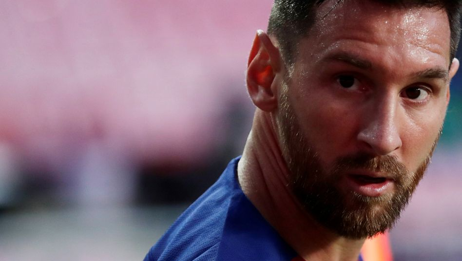 Lionel Messi: Seine verringerte Torquote hängt auch mit dem Trainerwechsel in Barcelona zusammen