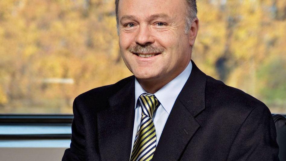 ARD-Chef Peter Boudgoust: Keine Schutzräume für private Wettbewerber