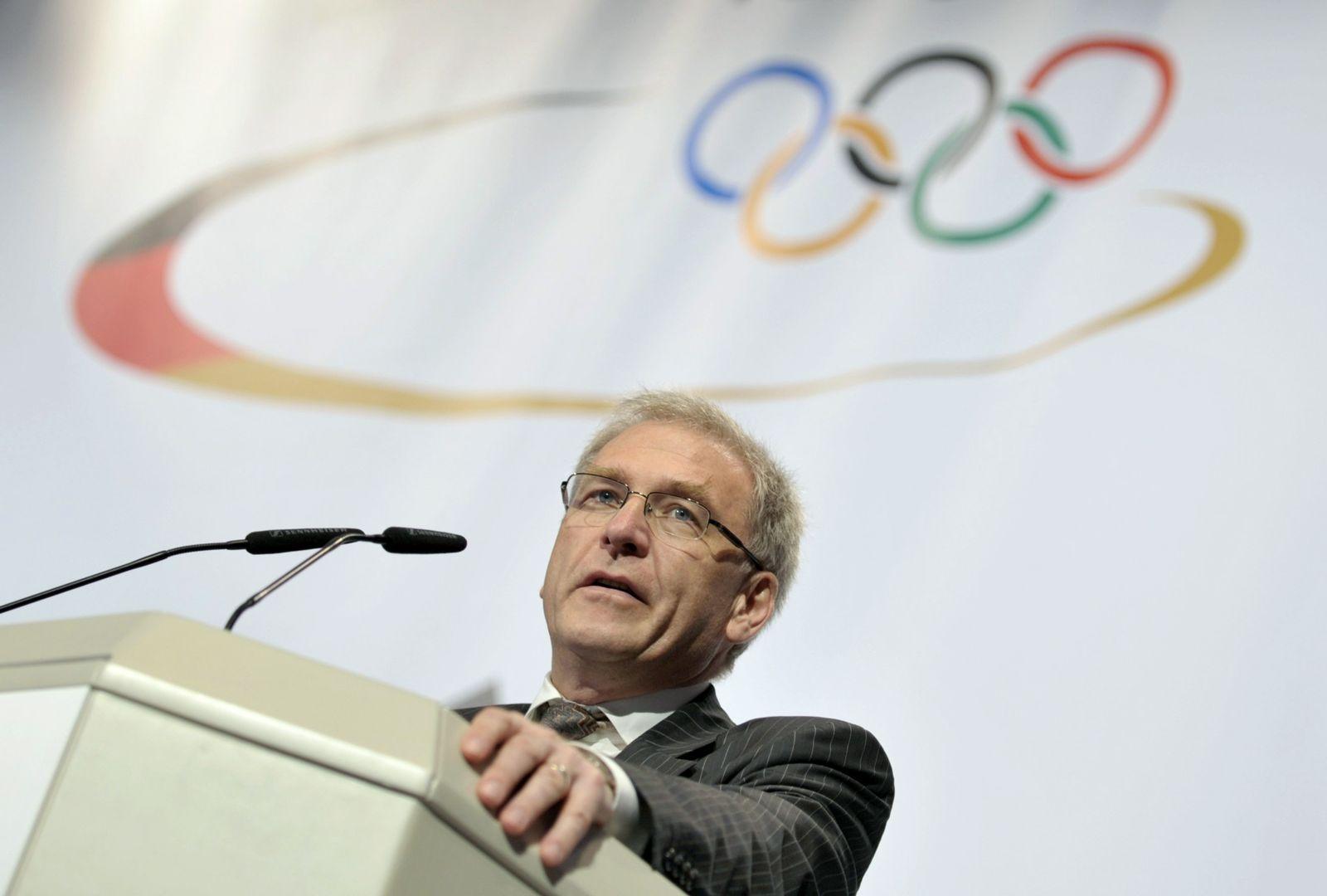 ZDF: DOSB überprüft nach Doping-Verdacht Harting-Trainer Goldmann