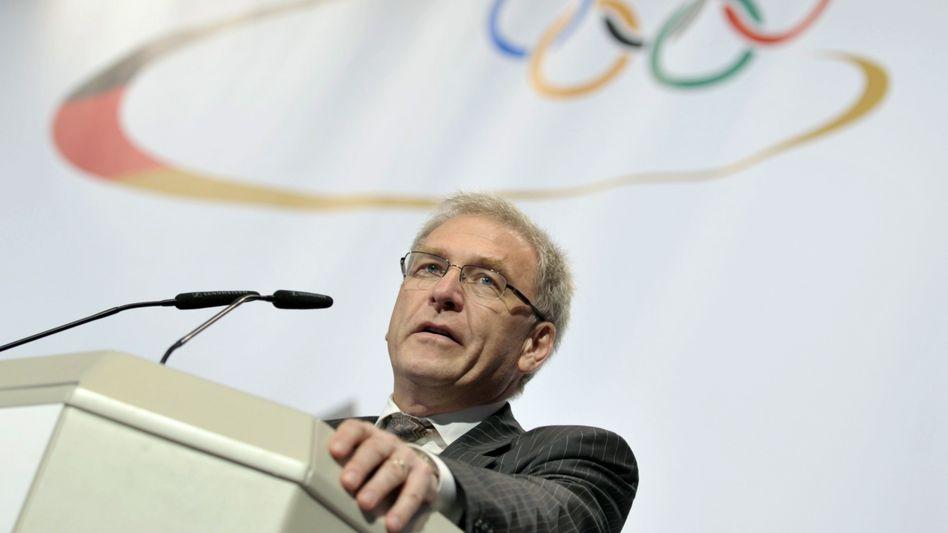 DOSB-Generalsekretär Vesper: Eigene Vorstellungen zur Zukunft der Sportwetten