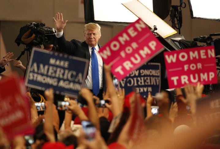 Trump in Las Vegas