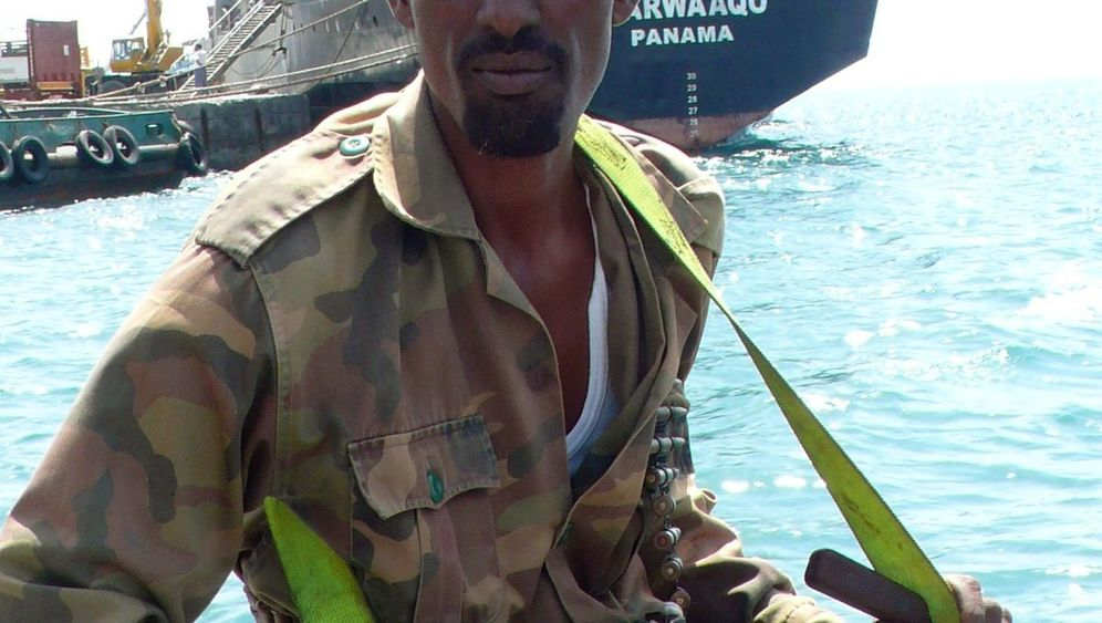 Photo Gallery: Tough but Lucrative Times for Somali Pirates