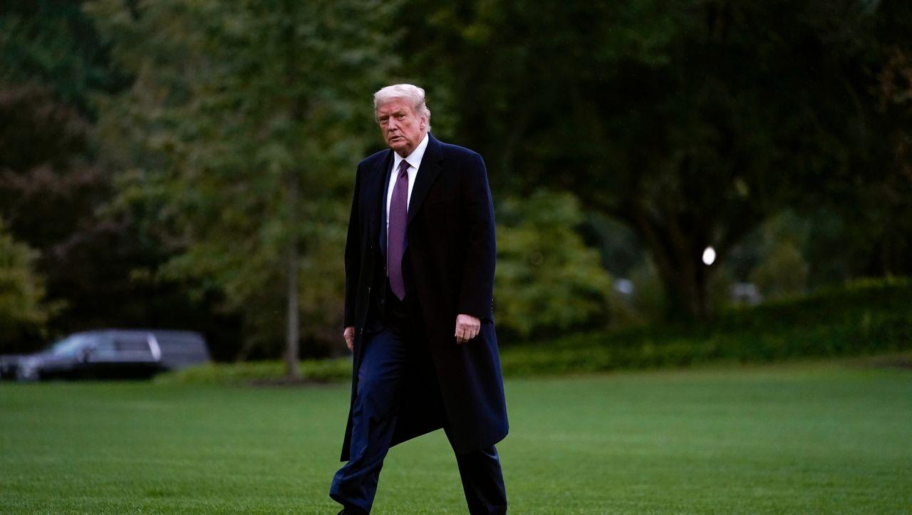 Donald Trump will Weißes Haus räumen  sobald...