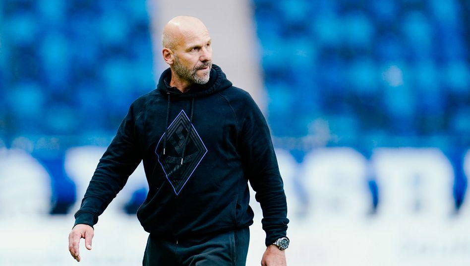 Bernhard Trares wird Würzburgs Trainer Nummer drei