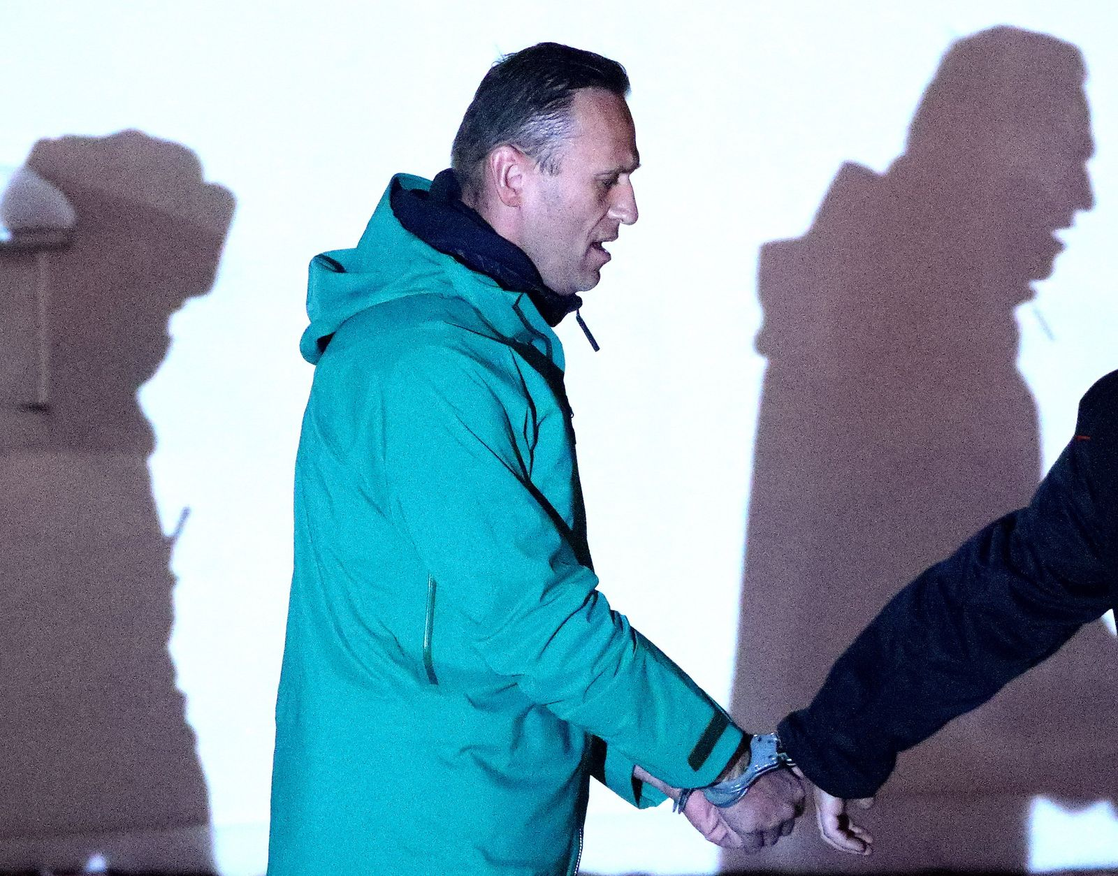 Kremlkritiker Nawalny in Russland