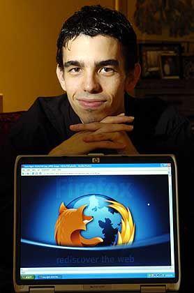 Blake Ross: Auf dem Weg zur Mutter aller Browser - oder zum Browser für die Mutter