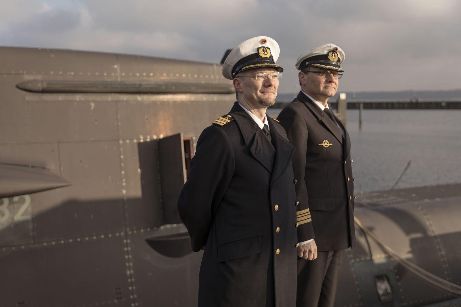 EINMALIGE VERWENDUNG STARTBILD SPIEGEL Plus SPIEGEL 15/2018 S.38 U-Boot-Flotte
