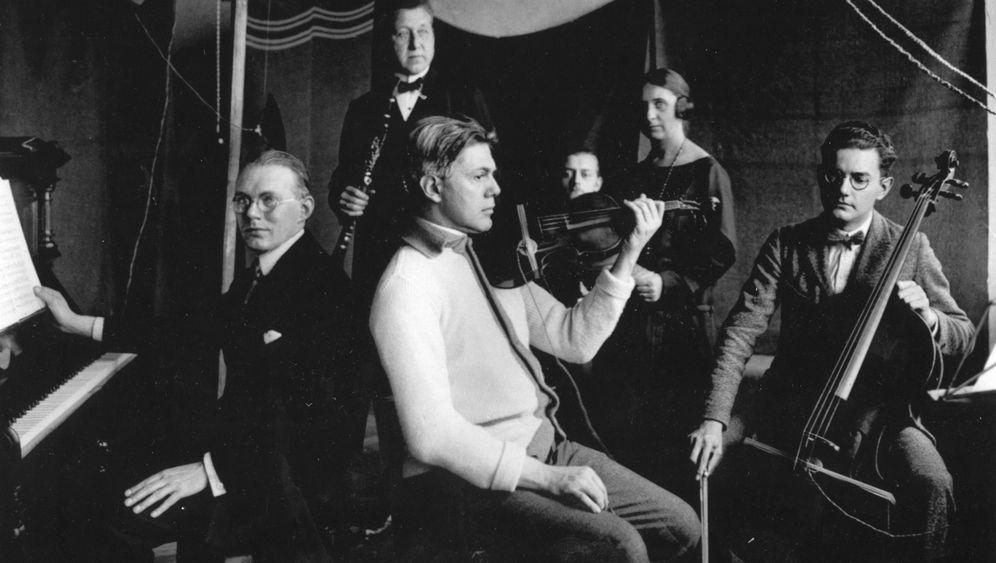Das erste Radiokonzert: »Urfeuer des Rundfunks«