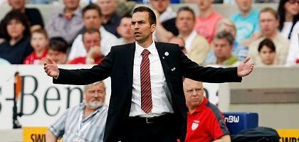 VfB-Coach Babbel: Die Mannschaft hinter sich gebracht