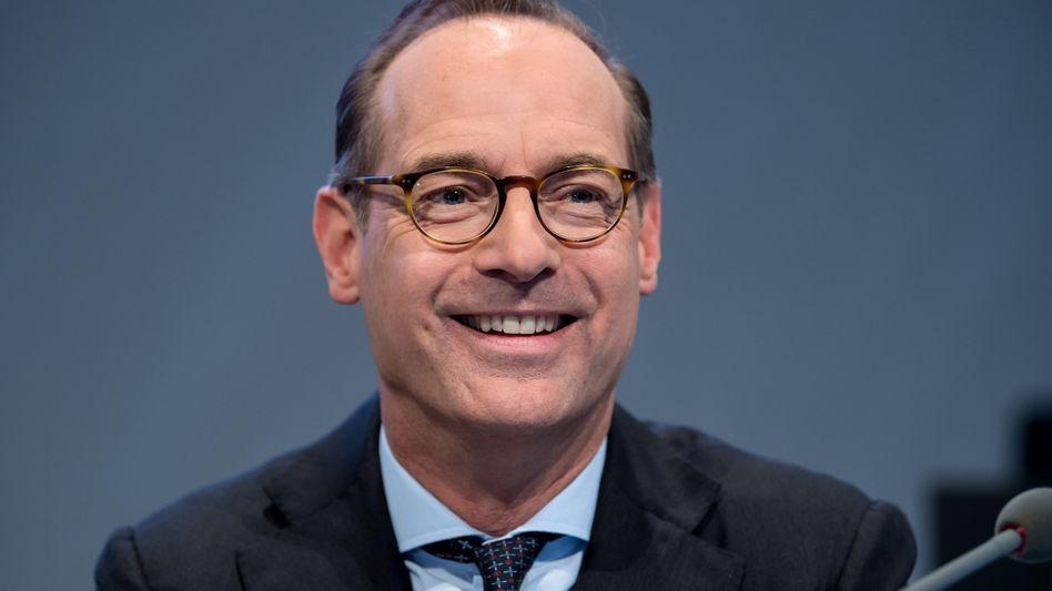 Allianz-Chef Bäte: »Kompetenz, Integrität und Stabilität«